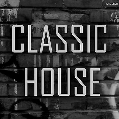 DJ Friendly Old School Classic House Music Collection 6000+ Unmixed Download • 10£