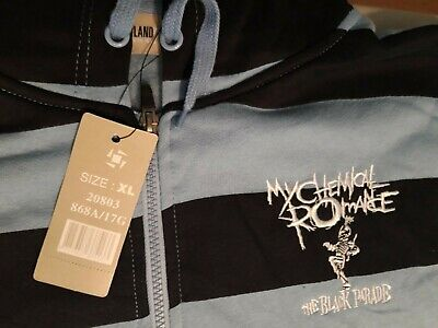 My Chemical Romance Black Parade Vintage Deadstock Hooded Top Unworn Condition • 15£