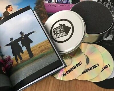 KLF - Pure Art 4 Boxed Set - Remastered - Prints - Photo Book - 4 CD • 120£
