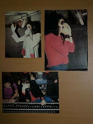 KISS - A Collection Of Rare Original Vintage 1970's Press Cuttings • 5£