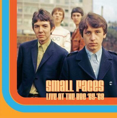 Small Faces ‎– Live At The Bbc '65-'68 Numbered Orange Vinyl Lp (new/sealed) • 15.99£