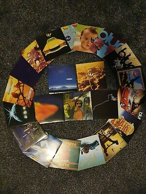 BLUR: 22 CD Singles - Collectors Edition  💿💿💿💿💿💿💿💿💿💿💿💿💿💿💿💿💿💿💿 • 65£