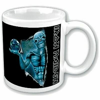 SALE Iron Maiden Different World Official Coffee Mug • 1.89£