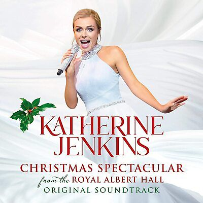 Katherine Jenkins - Christmas Spectacular [CD] Released On 11/12/2020 • 10.96£