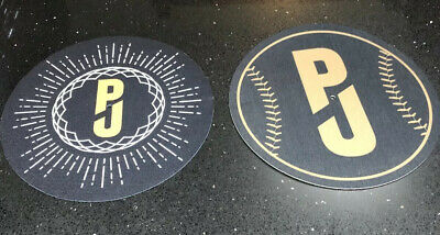 Lot Of Two Pearl Jam Slipmats Mint Condition • 33.34£