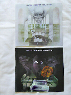 Genesis - Bundle Of 2 Prints From 'The Genesis Collection' Volumes One & Two VGC • 10£