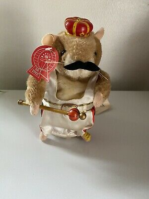 Freddie Mercury Dancing Hamster, Sings We Are The Champions. Vintage- • 14.98£
