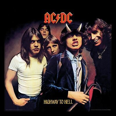 AC/DC Highway To Hell  Classic Framed Album • 14.99£