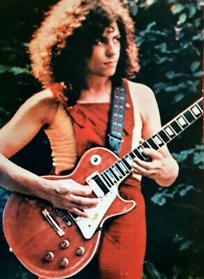 Marc Bolan  T-rex Times  Issue Two - *rare*  Fanzine With A Photo Of Marc Bolan  • 9£