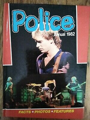 Police (pop Group) 1982 Annual • 3£