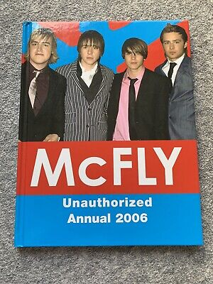 McFly Unauthorised - Annual 2006 • 1.99£