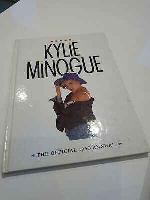 RETRO CHRISTMAS! Kylie Minogue1990 Annual • 2£