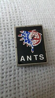 Adam And The Ants Rare Vintage Steel Pin  Badge Late70.s 80  • 3.99£