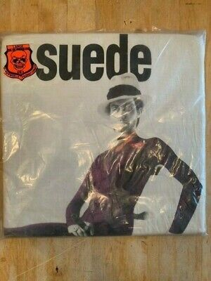 Suede - Promo T-shirt 1992 - The Drowners ( Original Sealed Packaging ) • 46.06£