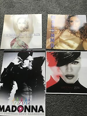 Madonna Calendars Official Various Years • 9.99£
