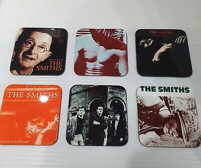 The Smiths Album Covers - Set Of 6 Coasters • 12.99£