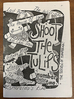 Shoot The Tulips Number 2 The House Of Love Razorcuts The Telescopes Last Party • 6.95£