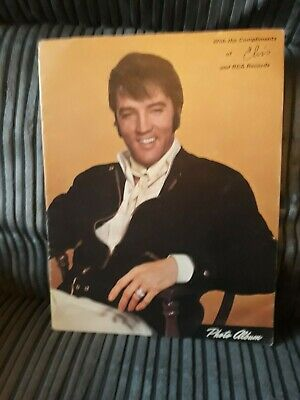 Elvis Presley Photo Album From 1970 Boxset Also Sold At Concerts • 2.99£