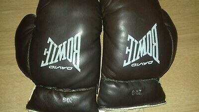 David Bowie Boxing Gloves • 20.80£