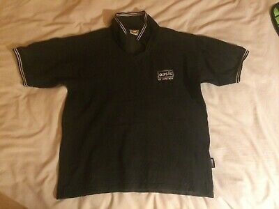 Vintage Oasis  Be Here Now Polo Shirt • 39£