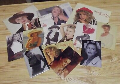 Kylie Minogue - Collection Of 13 Fan Club & Officially Licenced Paper Goods  • 22£