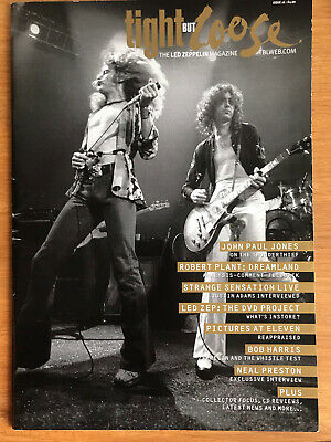Led Zeppelin Tight But Loose Magazine Issue 16 • 4.99£