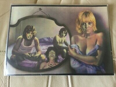 Rolling Stones Picture Mick Jagger , Keith Richards And I Believe Anita Pallenbe • 7.99£