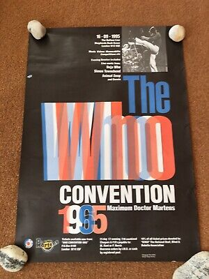 The Who - Vintage Posters  • 15£