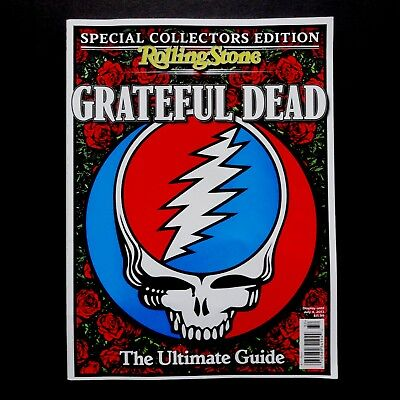 Grateful Dead Rolling Stone Magazine 2013 Ultimate Guide Special Collectors Ed. • 32.18£