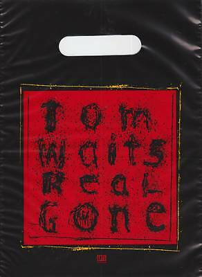 TOM WAITS - Real Gone - RARE 2004 UK Promo Plastic Bag! • 3.99£