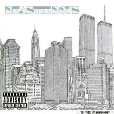 Beastie Boys : To The 5 Boroughs CD (2004) Highly Rated EBay Seller Great Prices • 2.33£