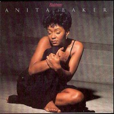 Anita Baker : Rapture CD (1986) Value Guaranteed From EBay's Biggest Seller! • 2.13£