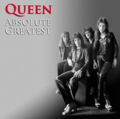 Queen : Absolute Greatest CD (2009) Value Guaranteed From EBay's Biggest Seller! • 3.65£
