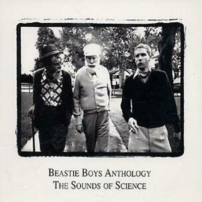 Beastie Boys : The Sounds Of Science: BEASTIE BOYS ANTHOLOGY CD 2 Discs (1999) • 3.74£