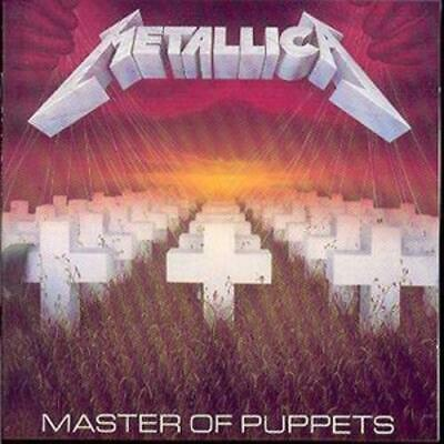 Metallica : Master Of Puppets CD (2007) Highly Rated EBay Seller Great Prices • 3.48£