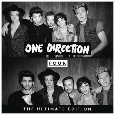 One Direction : Four CD Deluxe  Album (2014) Incredible Value And Free Shipping! • 2.39£