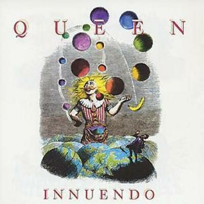 Queen : Innuendo CD (1991) Value Guaranteed From EBay's Biggest Seller! • 2.40£