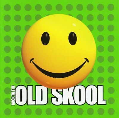 Various Artists : Back To The Old Skool CD Highly Rated EBay Seller Great Prices • 2.70£