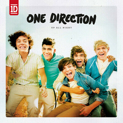 One Direction : Up All Night CD (2011) Highly Rated EBay Seller Great Prices • 1.90£