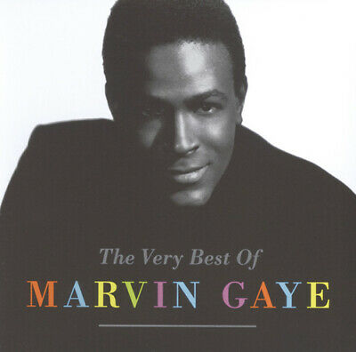 Marvin Gaye : The Very Best Of Marvin Gaye CD (1999) FREE Shipping, Save £s • 2.37£