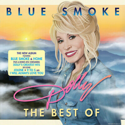 Dolly Parton : Blue Smoke CD 2 Discs (2014) Incredible Value And Free Shipping! • 2.59£