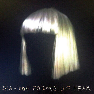 Sia : 1000 Forms Of Fear CD (2014) Value Guaranteed From EBay's Biggest Seller! • 2.50£
