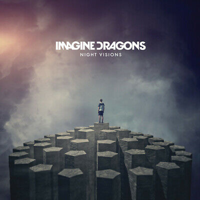 Imagine Dragons : Night Visions CD (2013) Highly Rated EBay Seller Great Prices • 2.60£
