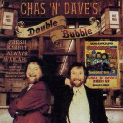 Chas And Dave : Double Bubble CD 2 Discs (2001) Expertly Refurbished Product • 2.36£