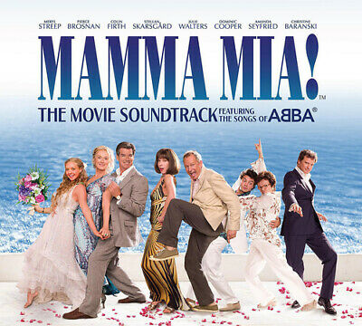 Mamma Mia! CD (2008) Value Guaranteed From EBay's Biggest Seller! • 2.20£
