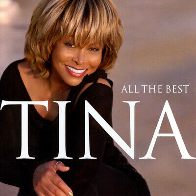 Tina Turner : All The Best CD 2 Discs (2004) Incredible Value And Free Shipping! • 2.54£