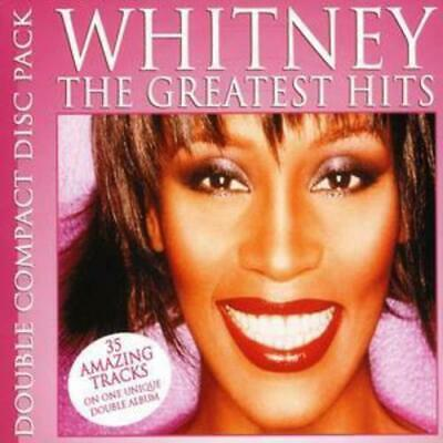 Whitney Houston : The Greatest Hits CD 2 Discs (2003) FREE Shipping, Save £s • 3.36£