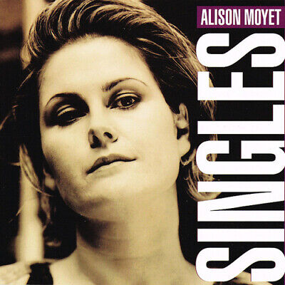 Alison Moyet : Singles CD (1999) Value Guaranteed From EBay's Biggest Seller! • 2.22£