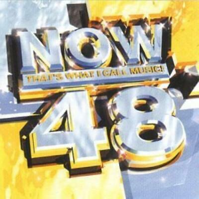 Various Artists : Now Thats What I Call Music! Volume 48 CD Fast And FREE P & P • 2.41£