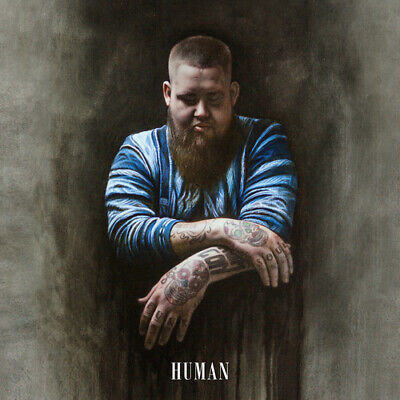 Rag'n'Bone Man : Human CD (2017) Value Guaranteed From EBay's Biggest Seller! • 2.19£